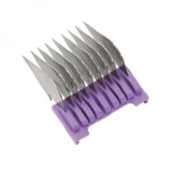 Универсальная комбинированная насадка 19 мм сиреневая, пластик/нерж. сталь WAHL 1233-7110
