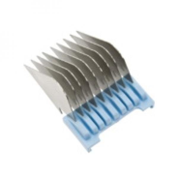 Универсальная комбинированная насадка 25 мм голубая, пластик/нерж. сталь WAHL 1233-7170