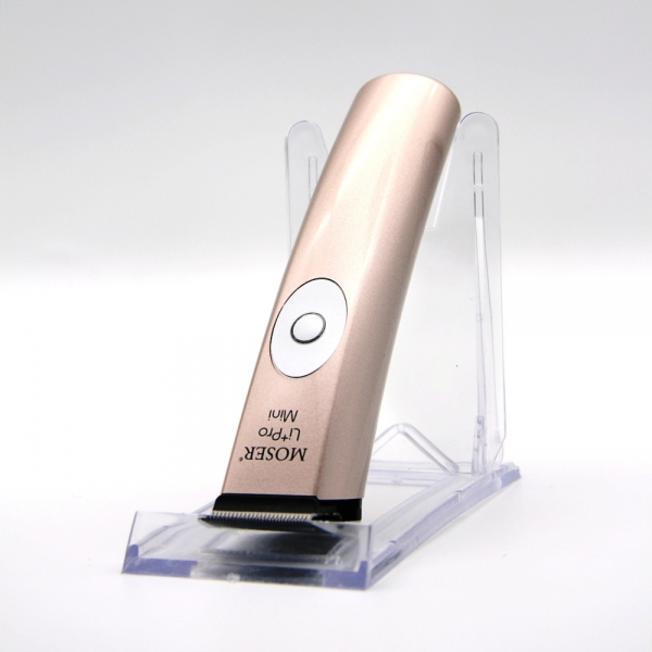 Машинка окантовочная (триммер) MOSER 1584-0053   Li+Pro Mini розовое золото