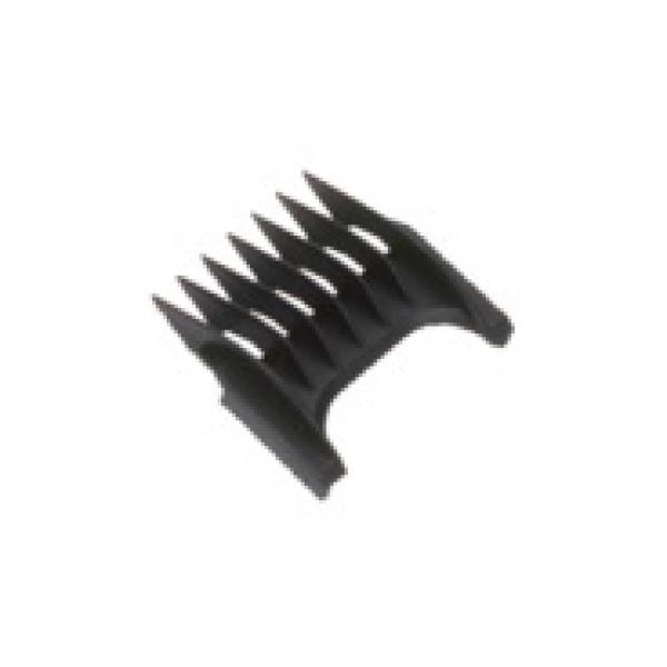 Пластиковая насадка 6 мм чёрная на ножевой блок MOSER 1881-7200