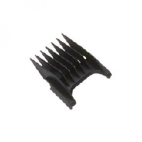 Пластиковая насадка 9 мм чёрная на ножевой блок MOSER 1881-7210