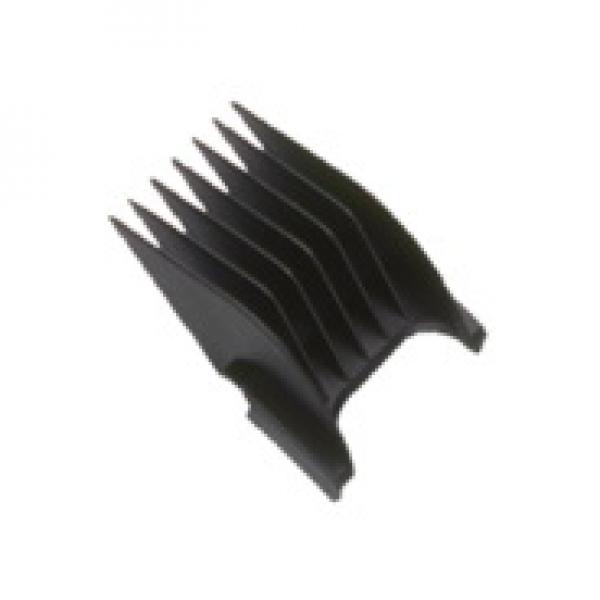 Пластиковая насадка 25 мм чёрная на ножевой блок MOSER 1881-7240