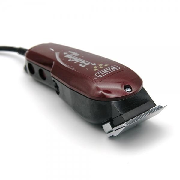 Машинка для бритья головы (триммер) WAHL 8110-016  Balding черно-красная