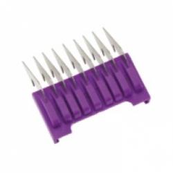 Универсальная комбинированная насадка 6 мм фиолетовая, пластик/нерж. сталь WAHL 1233-7110