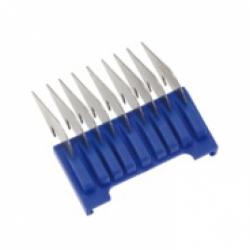 Универсальная комбинированная насадка 10 мм синяя, пластик/нерж. сталь WAHL 1233-7120