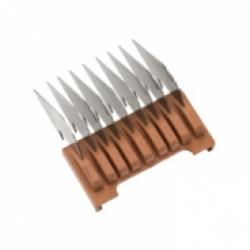 Универсальная комбинированная насадка 13 мм коричневая, пластик/нерж. сталь WAHL 1233-7130