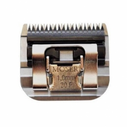 1 мм Ножевой блок MOSER 1245-7320