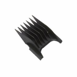 Пластиковая насадка 12 мм чёрная на ножевой блок MOSER 1881-7220