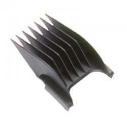 Пластиковая насадка 18 мм чёрная на ножевой блок MOSER 1881-7230